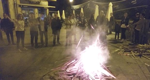 Photo of Celebración do San Xoán no Casco Vello do Barco