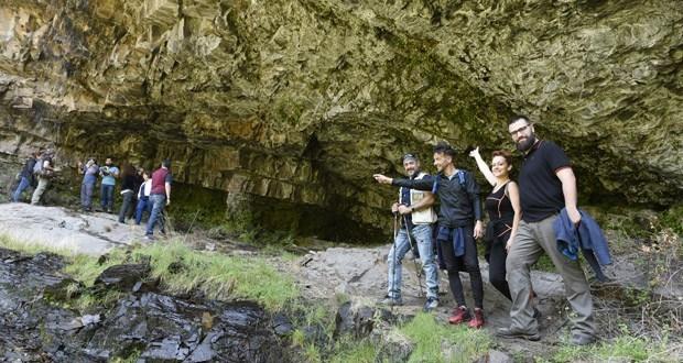 Photo of Os investigadores das pinturas rupestres de Casaio farán unha visita guiada o 22 de xuño