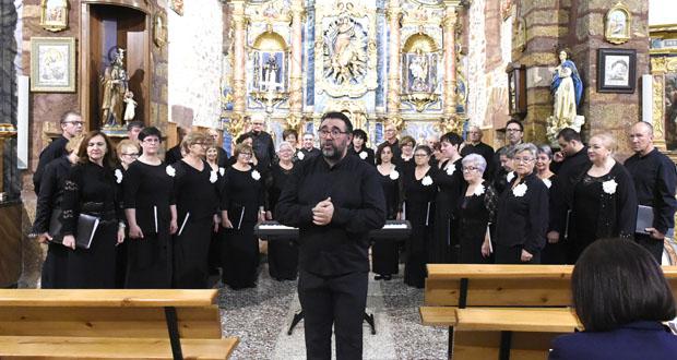 """Photo of A música sacra entra en """"De Perto"""" coas voces do Orfeón Valdeorrés"""