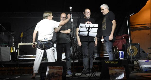 Photo of Pregón en forma de teatro para encetar a III Festa do Casco Vello do Barco