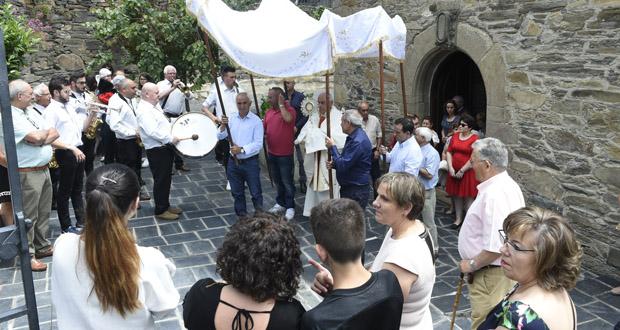 Photo of Casaio celebra o Corpus Christi