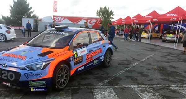 Photo of O Rallye de Ourense quenta motores