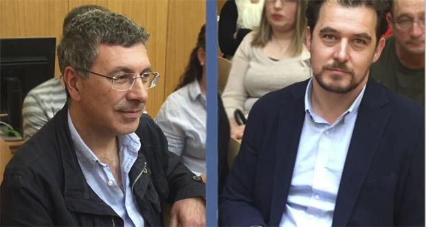 Photo of O socialista Aurentino Alonso e o popular Álvaro Fernández, novos deputados provinciais por Valdeorras