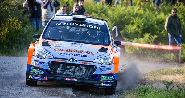 Photo of Velocidade e moitos abandonos na etapa do 52 Rallye de Ourense por terras do Carballiño