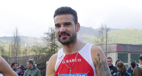 Photo of O equipo masculino absoluto do Adas, bronce no campionato de España de 10 km Ruta