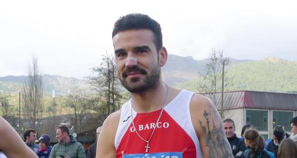 Photo of O equipo masculino absoluto do Adas, bronce no campionato de España de 10 km Ruta