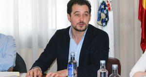 Álvaro Fernández, alcalde da Rúa, candidato a deputado do PP por Valdeorras