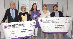 As carreiras contra o cancro de páncreas, entre elas a de Vilamartín, financian dúas investigacións sobre este tumor