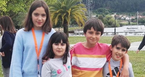 Photo of O Consello Local da Infancia do Barco, no I Encontro Autonómico de Consellos