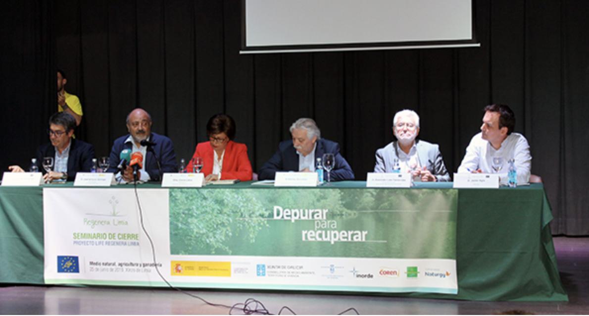 """Photo of A CHMS presenta en Xinzo as conclusións do proxecto europeo """"LIFE Rexenera Limia"""""""