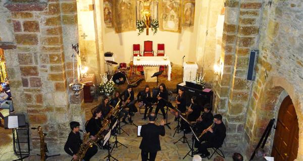 """Photo of Románico e saxofóns, na segunda proposta do ciclo """"De Perto"""" no Barco"""