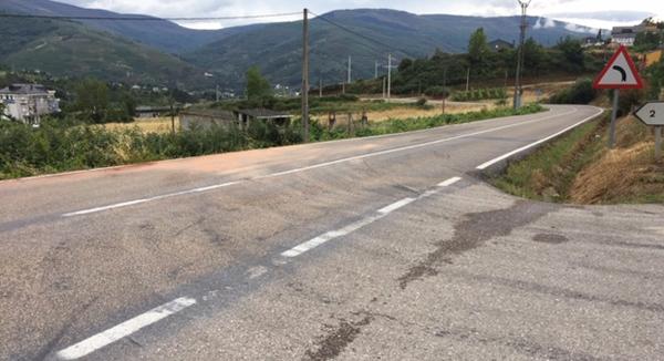 Photo of Volve a estar aberta ao tráfico a OU-622 en Vilanova (O Barco)