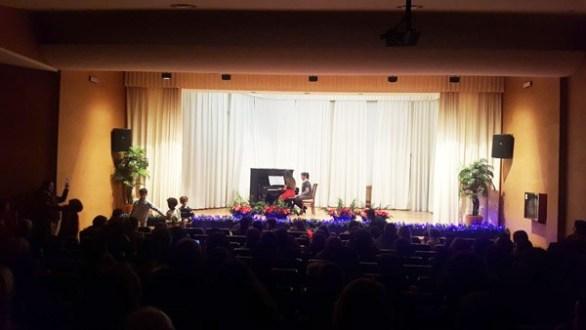 Photo of Festival de fin de curso na Escola Municipal de Música de Trives