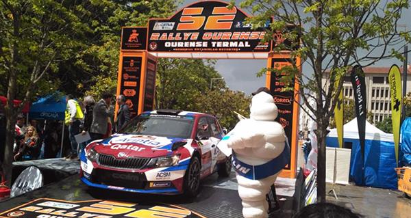 Photo of O Rallye de Ourense arranca, por terceiro ano consecutivo, no Xardín do Posío