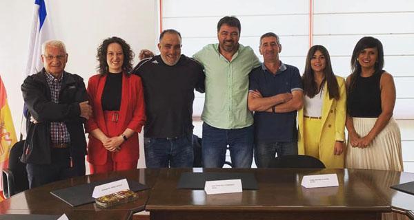 Photo of O nacionalista Rafael Pérez inicia unha nova lexislatura como alcalde da Mezquita