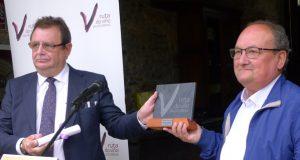 A Ruta do Viño de Valdeorras xa ten embaixador