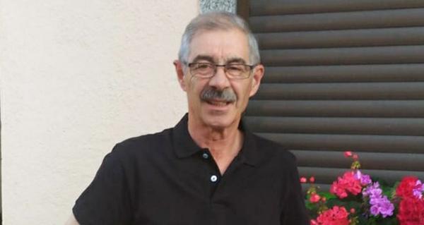 Photo of Lorenzo Pérez, pregoeiro das Festas de San Xoán 2019 en Río