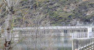 """Proba de son do """"Plan de Emerxencias"""" da presa de Casaio e Pumares, o 19 de xuño"""