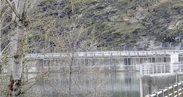 """Photo of Proba de son do """"Plan de Emerxencias"""" da presa de Casaio e Pumares, o 19 de xuño"""