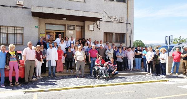 Photo of A Rúa mantén as concentracións en demanda dunha primaria digna e dun novo centro de saúde