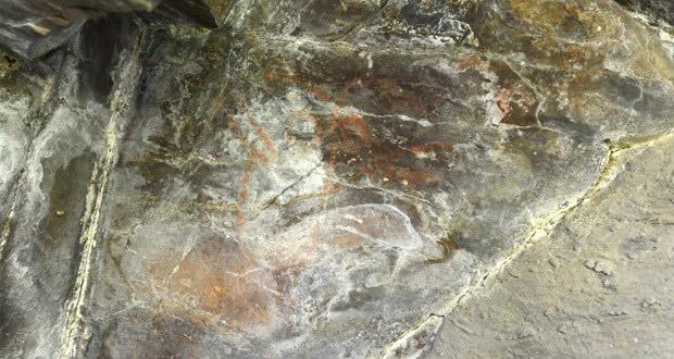 Photo of Preséntanse os primeiros resultados das pinturas rupestres de Casaio
