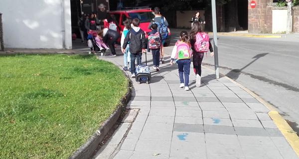 """Photo of Semana de proba nos """"Camiños Escolares"""" do Barco"""