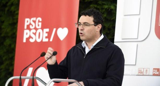 Photo of O socialista Pablo Salgado renuncia ao seu cargo de concelleiro en Viana por incompatibilidade profesional