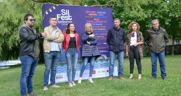 Photo of A D.O. Valdeorras, principal patrocinador do SilFest