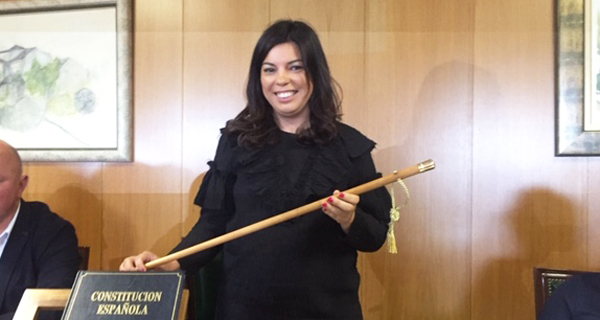 Photo of A socialista Patricia Domínguez nova alcaldesa trivesa co apoio de Son de Trives
