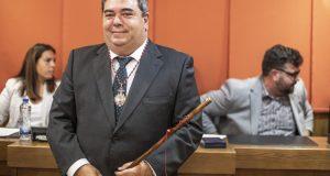 O socialista Gerardo Seoane comeza a súa segunda lexislatura como alcalde de Verín