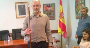 O nacionalista Secundino Fernández inicia unha nova lexislatura como alcalde de Viana