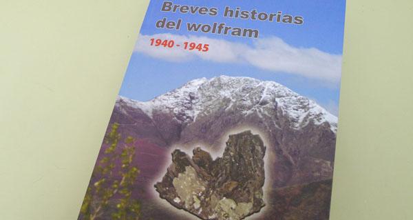 """Photo of O libro """"Breves historias del Wolfram"""" presentarase no Barco o 22 de xuño"""