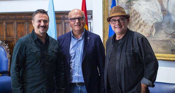 Photo of O actor francés de orixe ourensá, José García, Calpurnia de Honra Internacional no OUFF