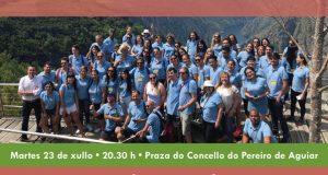 Escolas Abertas leva a cultura inmaterial máis tradicional de Galicia ao Pereiro de Aguiar