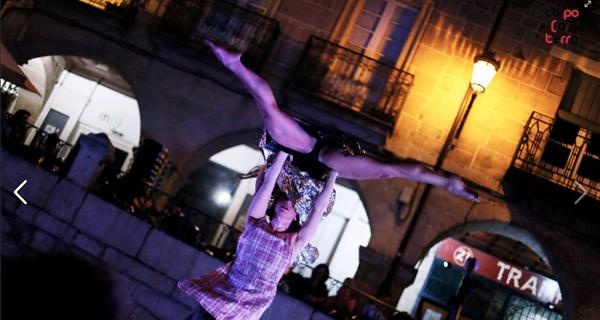 Photo of A danza toma as rúas da zona vella de Ourense coa IX edición de Corpo (a) terra