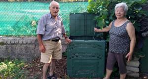 50 composteiros novos repartiranse por Allariz