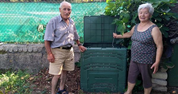 Photo of 50 composteiros novos repartiranse por Allariz