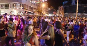 A Rúa prepárase para as Festas de Verán