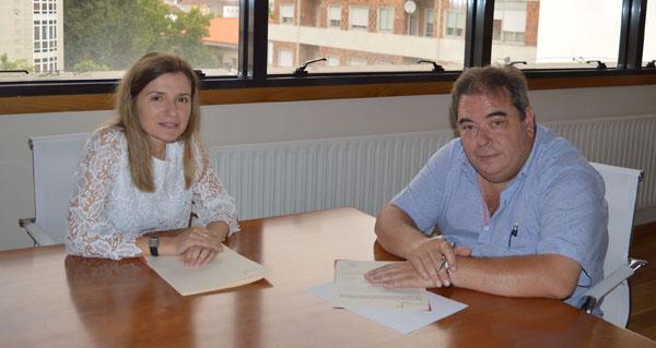 Photo of O C.R.D.O. Monterrei e o Concello de Verín asinan un convenio para a XIV Feira do Viño