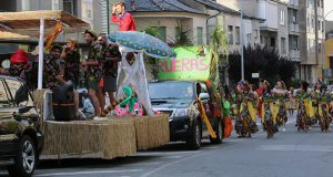 A Rúa vestirase novamente de gala para celebrar a II edición do CarnaVrao