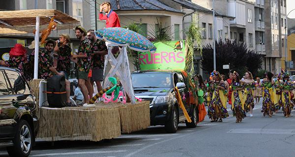 Photo of A Rúa vestirase novamente de gala para celebrar a II edición do CarnaVrao