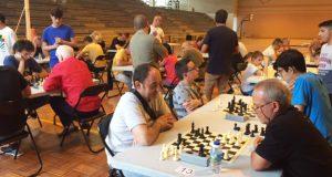 A Rúa acolle o seu III Aberto Internacional de Xadrez