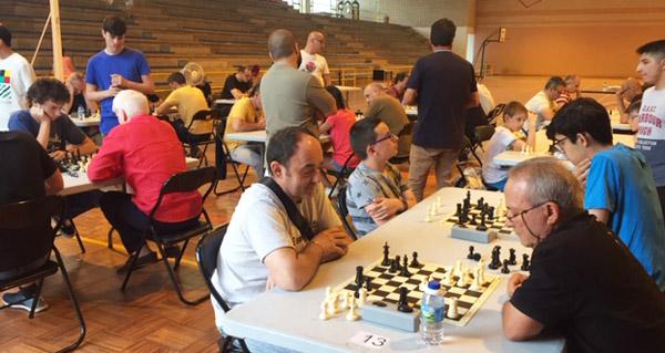 Photo of A Rúa acolle o seu III Aberto Internacional de Xadrez