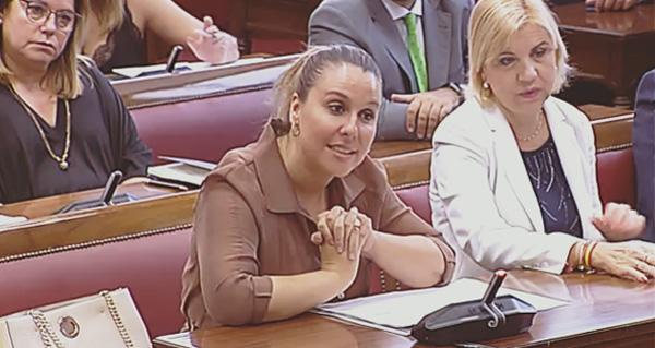 Photo of A senadora quiroguesa Rosa Arza, nomeada portavoz do PP na Comisión de Familia, Infancia e Adolescencia