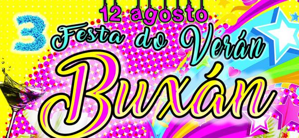 Photo of Buxán celebrará, o 12 de agosto, a súa III Festa do Verán