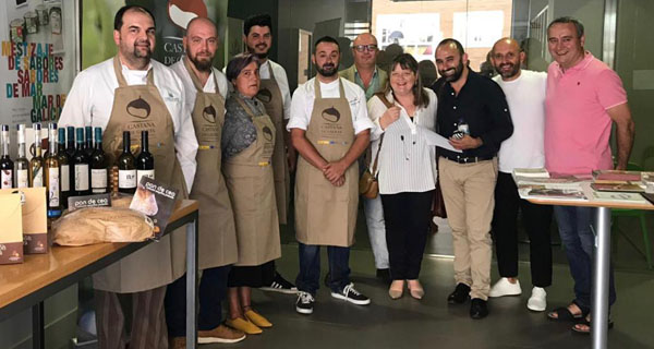 """Photo of O IX Concurso de Receitas """"Cociña con Castaña de Galicia"""" xa ten ganadores"""