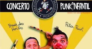 "O ""Concerto PunkInfantil"" chega ao Parque dos Patos de Barbadás"