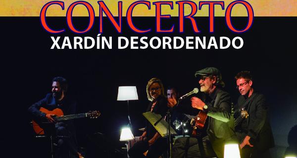 """Photo of O Parque dos Patos de Barbadás acolle o concerto de """"Xardín Desordenado"""""""