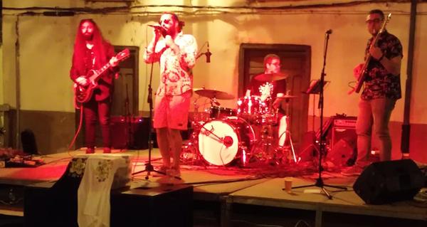 Photo of Broche musical na Festa do Casco Vello do Barco