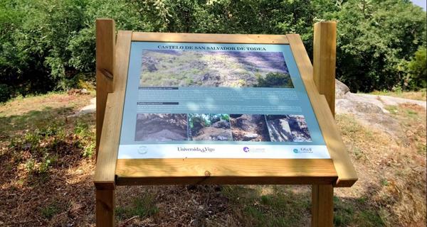Photo of Unha ruta interpretativa para coñecer o xacemento de San Salvador de Todea en Allariz